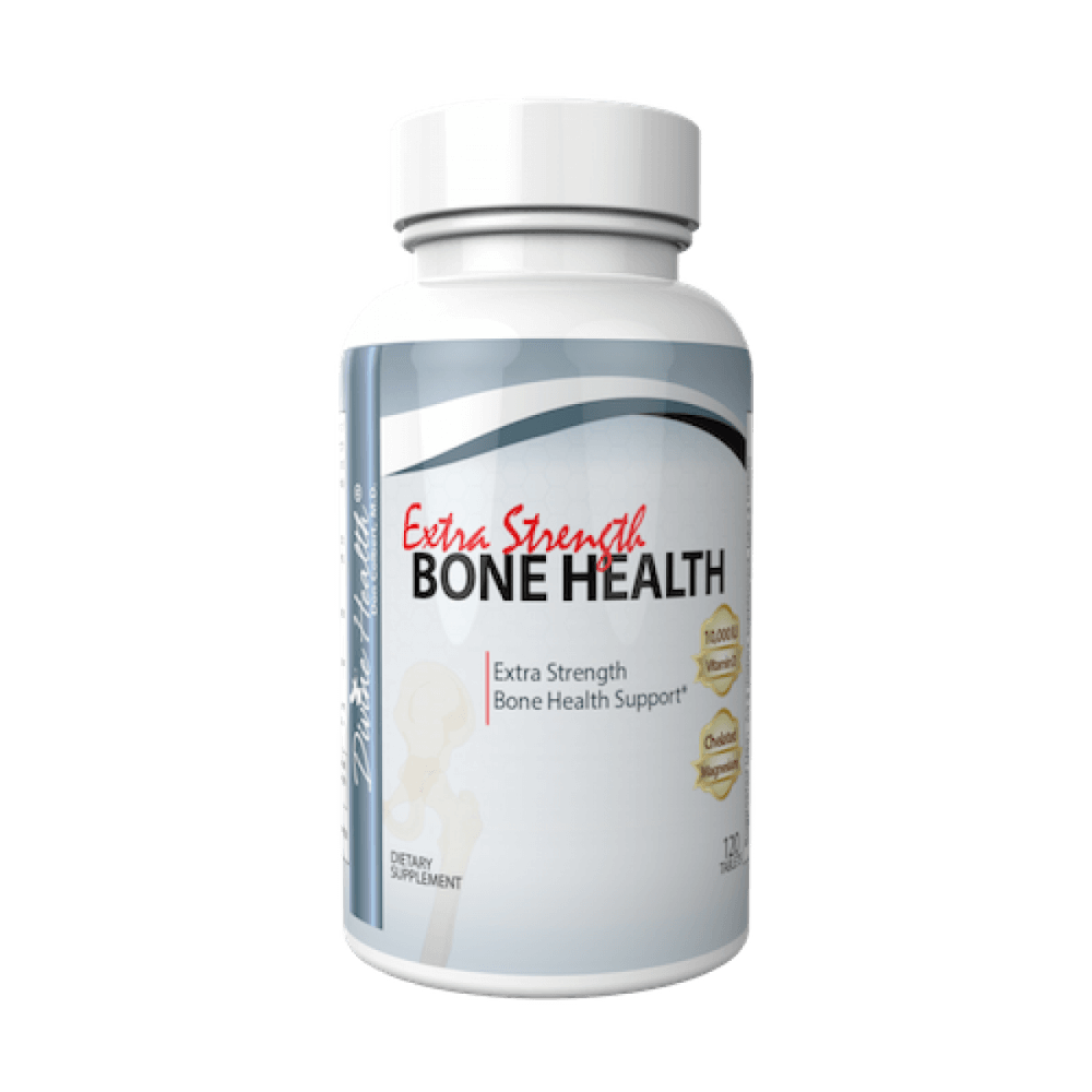 Supplement Facts for Dr Colbert Divine Health Extra Strength Bone Health  120 Tablets