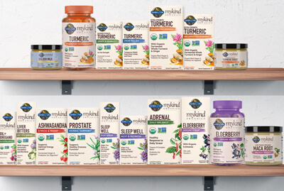 Herbal Supplements by Garden of Life