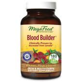 MegaFood Blood Builder at a XXX% discount.  Blood Builder