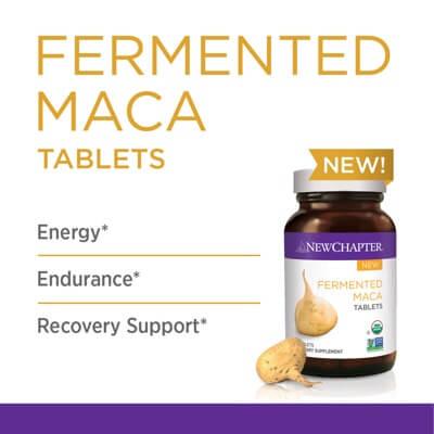 Fermented Maca Tablets