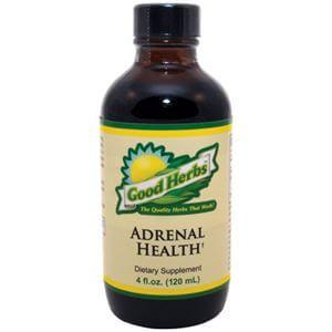 Good Herbs Adrenal Health
