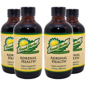 Good Herbs Adrenal Health   4 oz 4 Pack