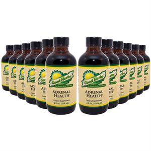 Good Herbs Adrenal Health   4 oz 12 Pack