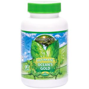 Youngevity Ancient Legacy Oceans Gold  60 Tablets