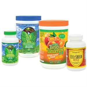 Youngevity Anti-Aging Healthy Body Pak  2.0