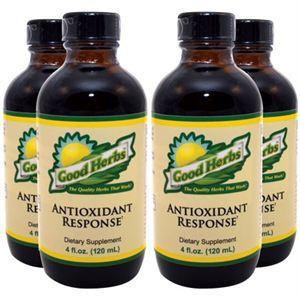 Good Herbs Antioxidant Response    4 oz 4 Pack