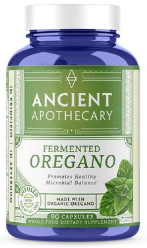 Ancient Nutrition Apothecary Oregano  90 Capsules