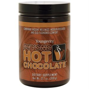 Youngevity Beyond Hot Chocolate  360 gram Canister