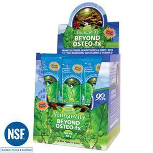 Youngevity Beyond Osteo-Fx Powder  1 box 30 single servings