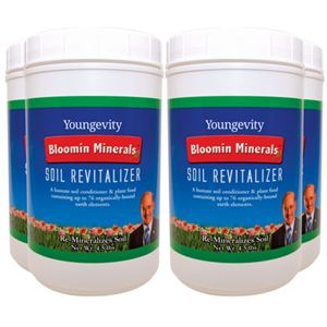 Youngevity Bloomin Mineral Soil Revitalizer  4 of 4.5 lbs
