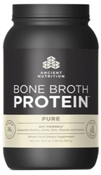 Ancient Nutrition Bone Broth Protein Pure 40 Servings