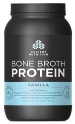 Ancient Nutrition Bone Broth Protein Vanilla 40 Servings