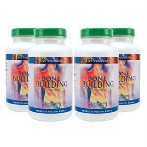 Youngevity Bone Building Formula  150 Capsules 4 Pack