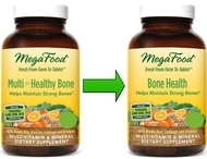 MegaFood Bone Health  180 Tablets