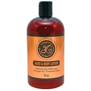 Youngevity Botanical Spa Hand  and Body Lotion  16 oz