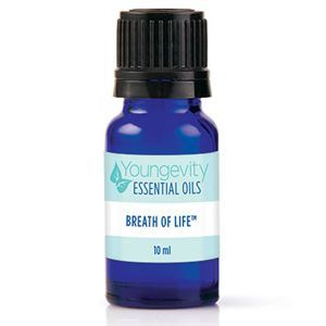 Youngevity Breath of Life  Oil    10 ml bottle