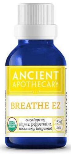 Ancient Nutrition Breathe EZ Organic 15 ML Essential Oil