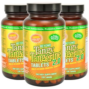 Youngevity BTT 2.0 Tablets  120 Tablets each 3 Pack
