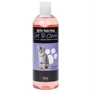For-tails-only Cat B-Clean Natural Waterless Shampoo