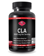 Olympian Labs CLA Conjugated Linoleic Acid  1000 mg 210 Softgels