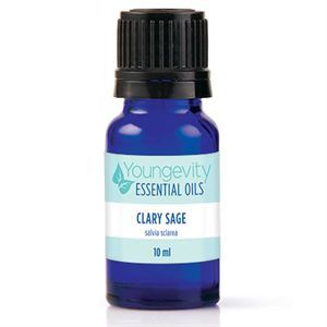Youngevity Clary Sage Oil    10 ml bottle