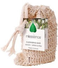 Miessence Cleansing Bar Geranium  3.8 oz