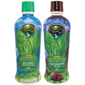 Youngevity CocoPlus Combo   32 oz each