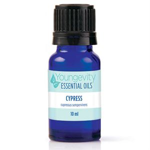 Youngevity Cypress Oil    10 ml bottle