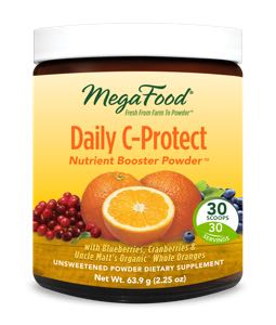 Megafood Daily C Protect  30 Day Nutrient Booster Pow