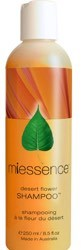 Miessence Desert Flower Shampoo Travel Size  1.7 oz Bottle