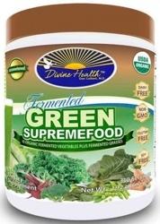 Dr Colbert Divine Health Fermented Green Supremefood Unsweet 30 Days