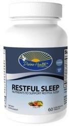 Dr Colbert Divine Health Restful Sleep Formula  60 Capsules