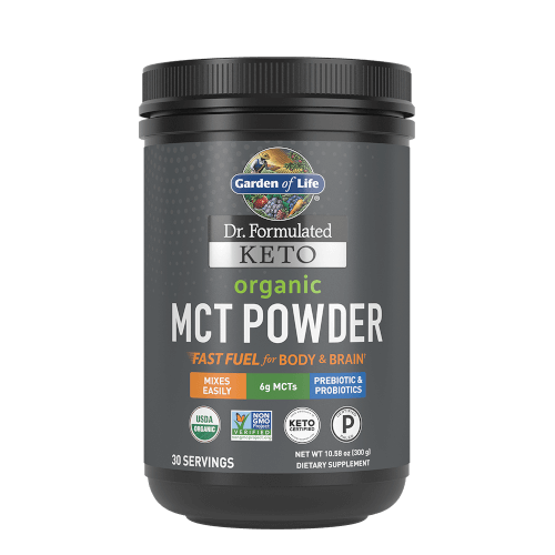 Garden of Life Dr Formulated Keto Organic MCT   10.58 oz Powder