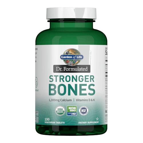 Garden of Life Dr Formulated Stronger Bones  150 Tablets