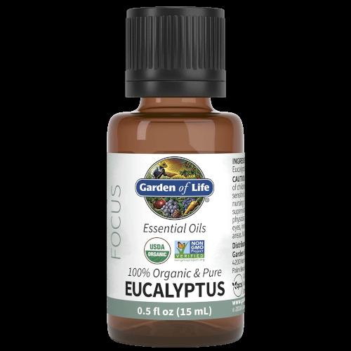 Garden of Life Eucalyptus Organic 15 ML Essential Oil