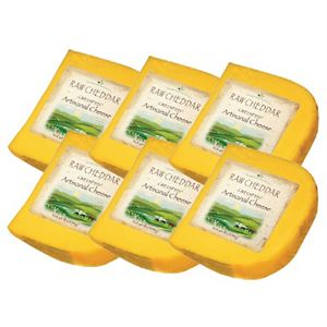Beyond Organic GreenFed Cheese Cheddar 6 pounds