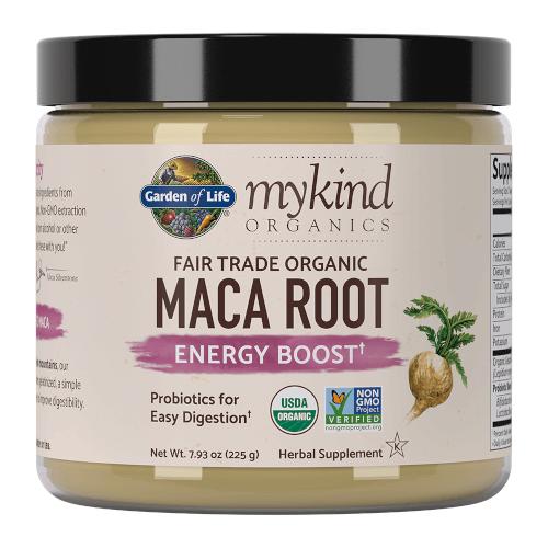 Garden of Life MyKind Organics Maca Root  225 gram Powder