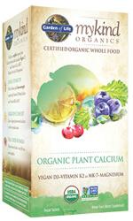 Garden of Life MyKind Organics Plant Calcium  90 Tablets