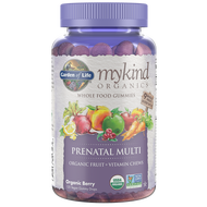 Garden of Life Mykind Organics Prenatal Gummy Multi  120 Fruit Chews