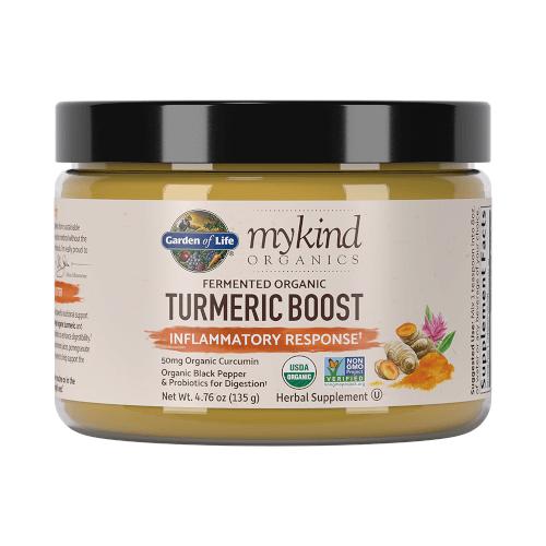 Garden of Life MyKind Organics Turmeric Boost  135 g Powder