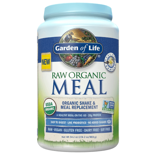 Garden of Life Raw Organic Meal  Vanilla 969 gram