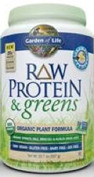 Garden of Life Raw Protein and Greens  651 gram Light Sweet