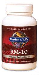 Garden of Life RM-10  120 Caplets