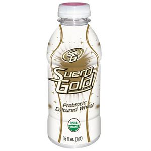 Beyond Organic SueroGold Plain Flavor 16 oz Each 12 Bottles