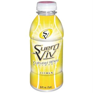 Beyond Organic SueroViv Citrus Flavor 16 oz Each 12 Bottles