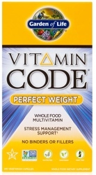 Garden Of Life Vitamin Code Perfect Weight  240 Capsules