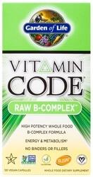 Garden Of Life Vitamin Code Raw B Complex  60 Capsules