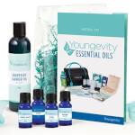 Basic First Aid Oils Kit