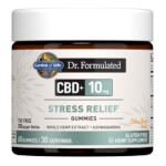 Dr Formulated CBD plus Stress Relief