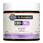 Dr Formulated CBD plus Sleep